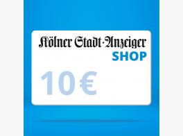 10 € KStA-Shop-Gutschein