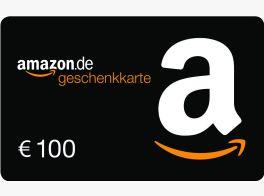 Amazon 100,00 Euro