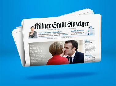Täglich gedruckte Zeitung lesen für Studenten