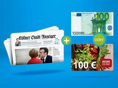 24 Monate täglich lesen + 100 € Prämie