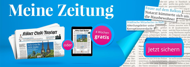 Stadt-Anzeiger 4 Wochen kostenlos lesen