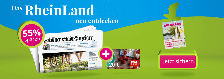 Stadt-Anzeiger 3 Monate für nur 19,90 € lesen